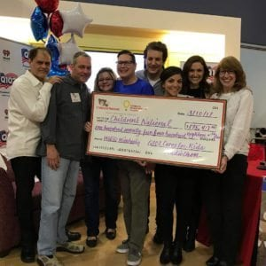 Q102 Cares for Kids Radiothon breaks another record